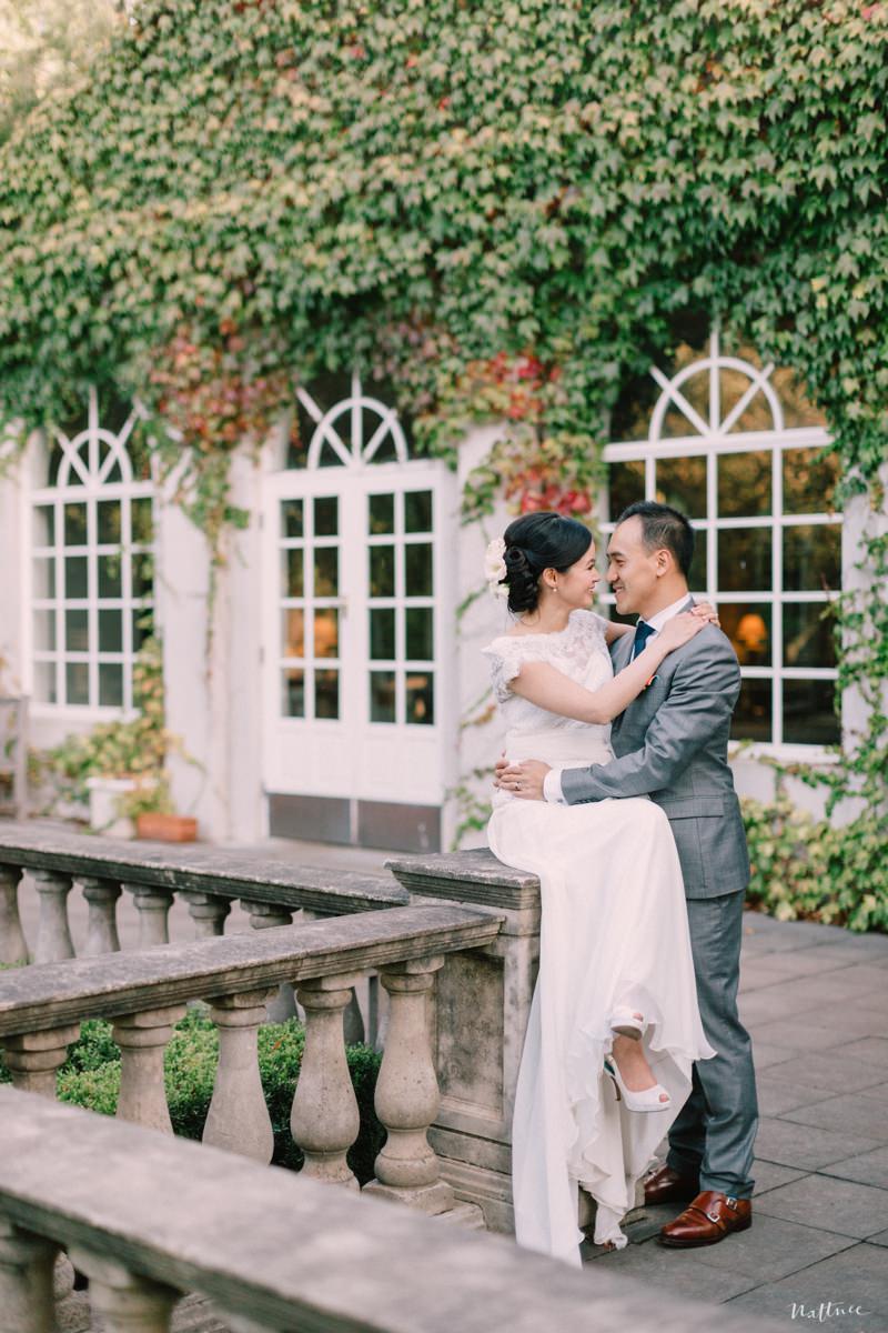 Anna + Tuan : Milton Park Wedding | Bowral