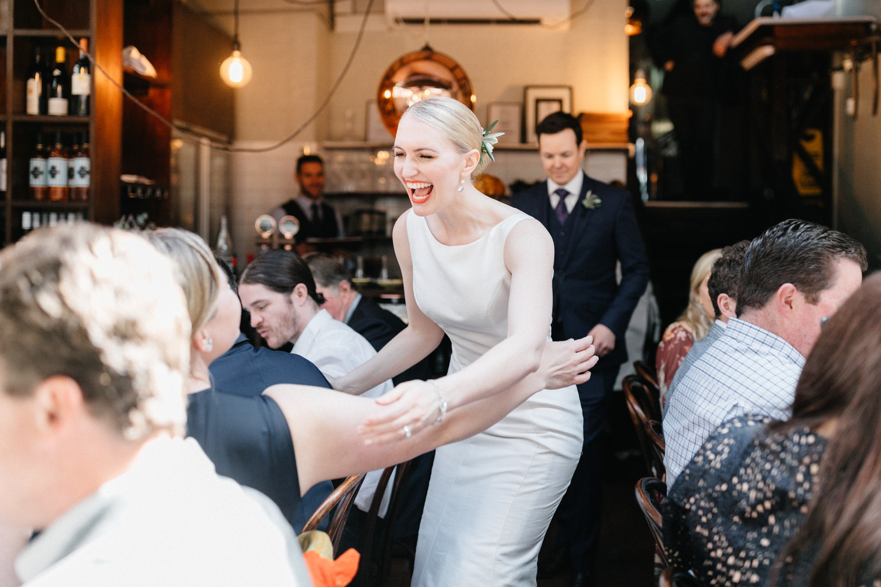 sydney restaurant wedding reception