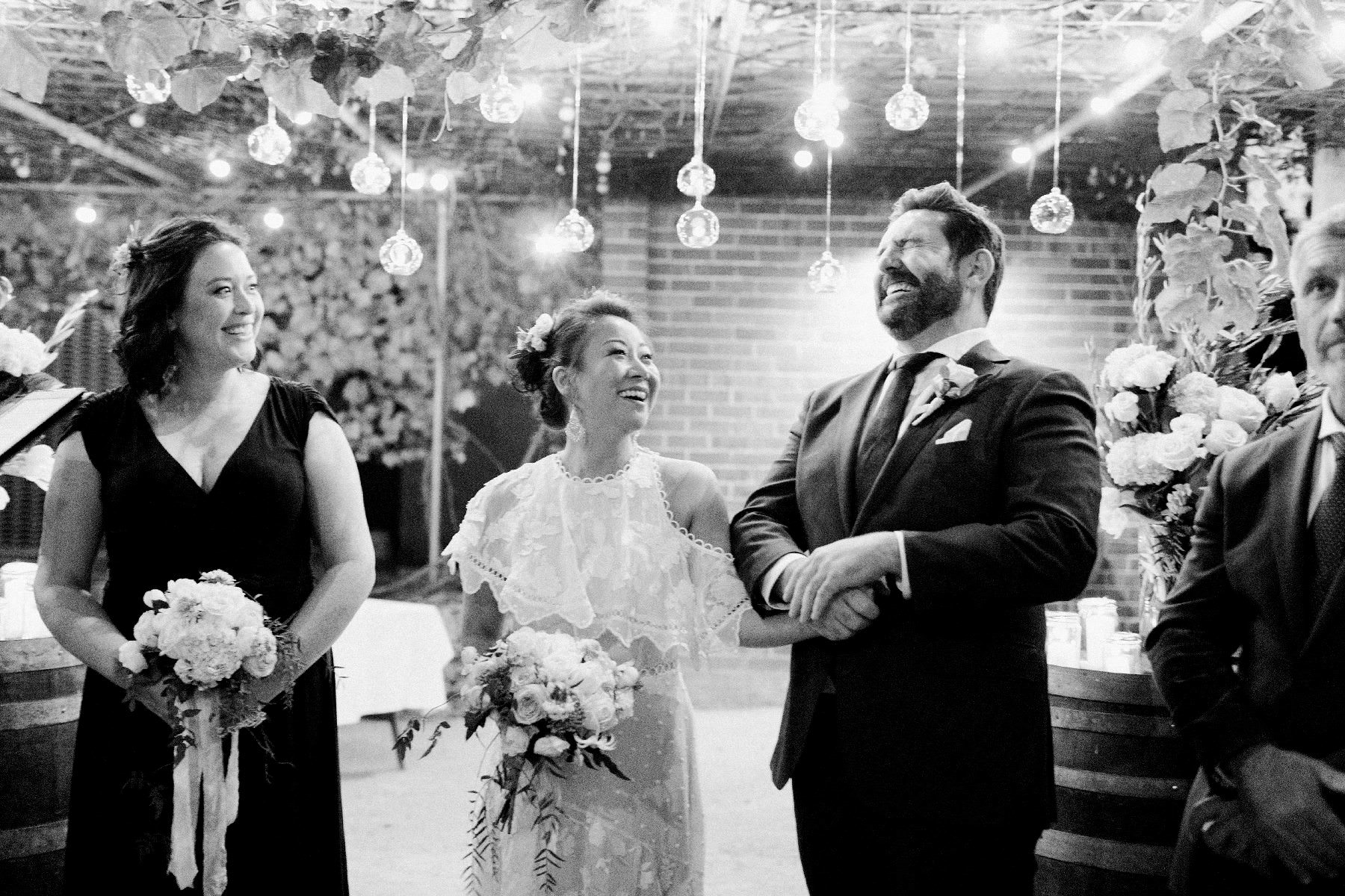 three blue ducks wedding by nattnee photography