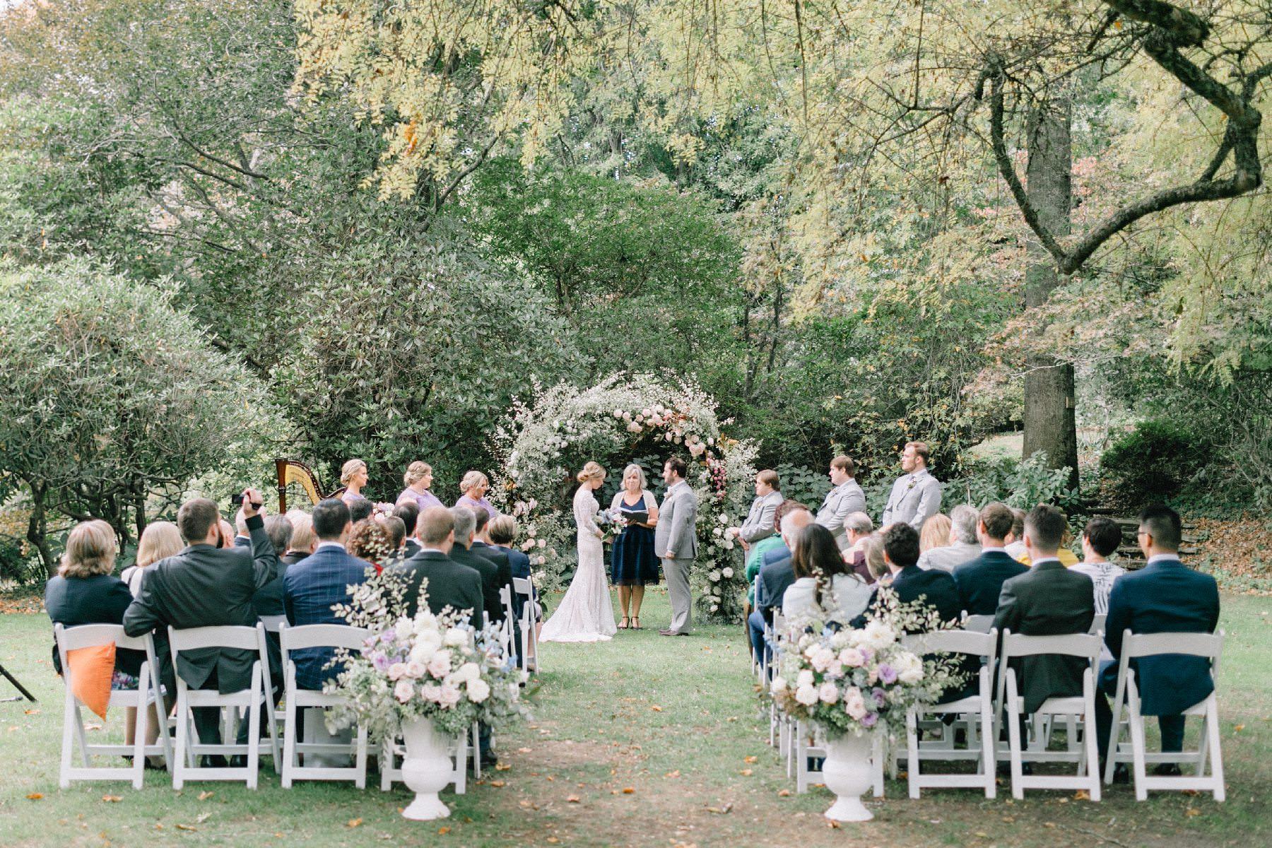 milton park wedding photo by nattnee