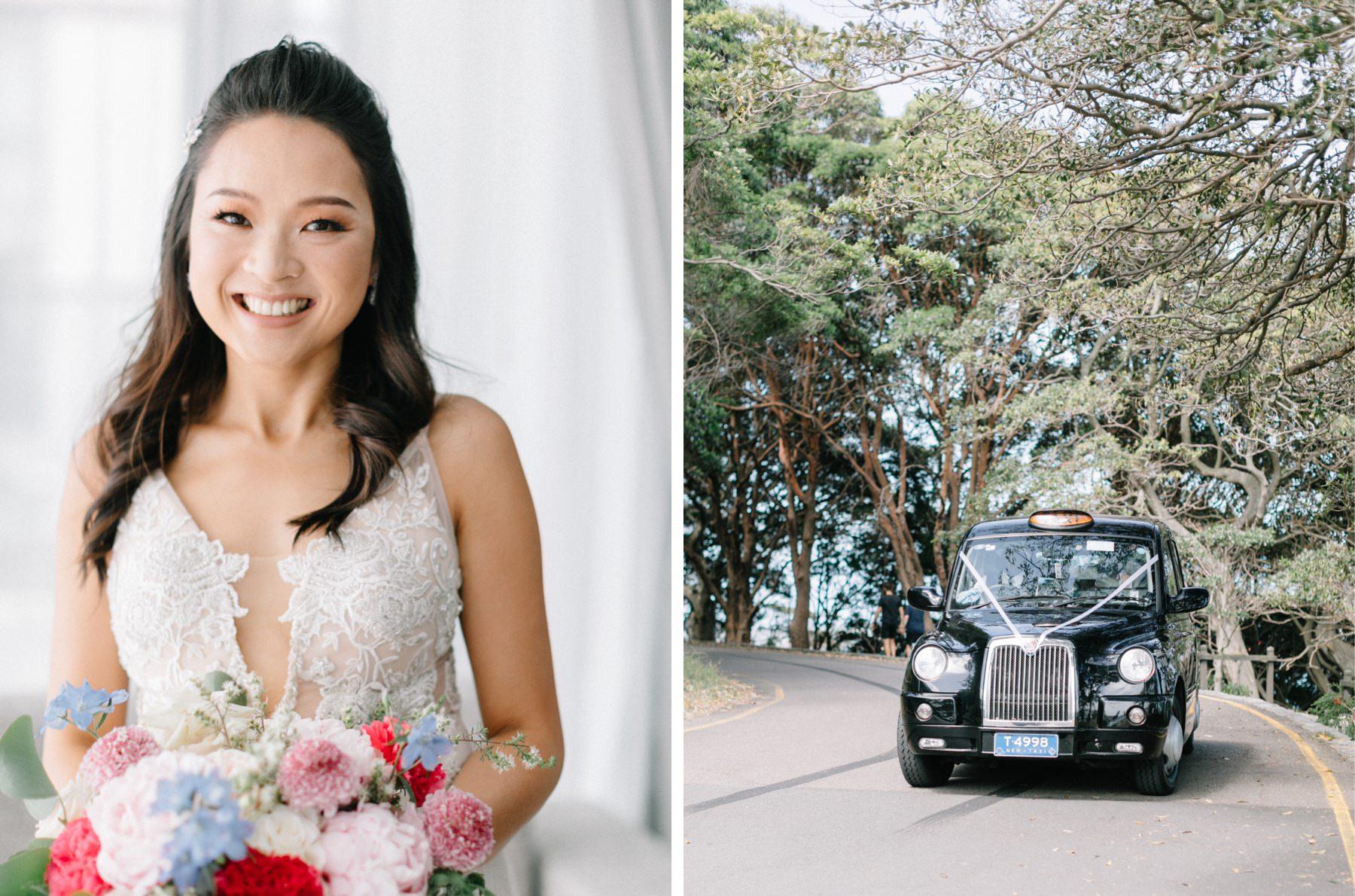 sydney wedding car hire london cab