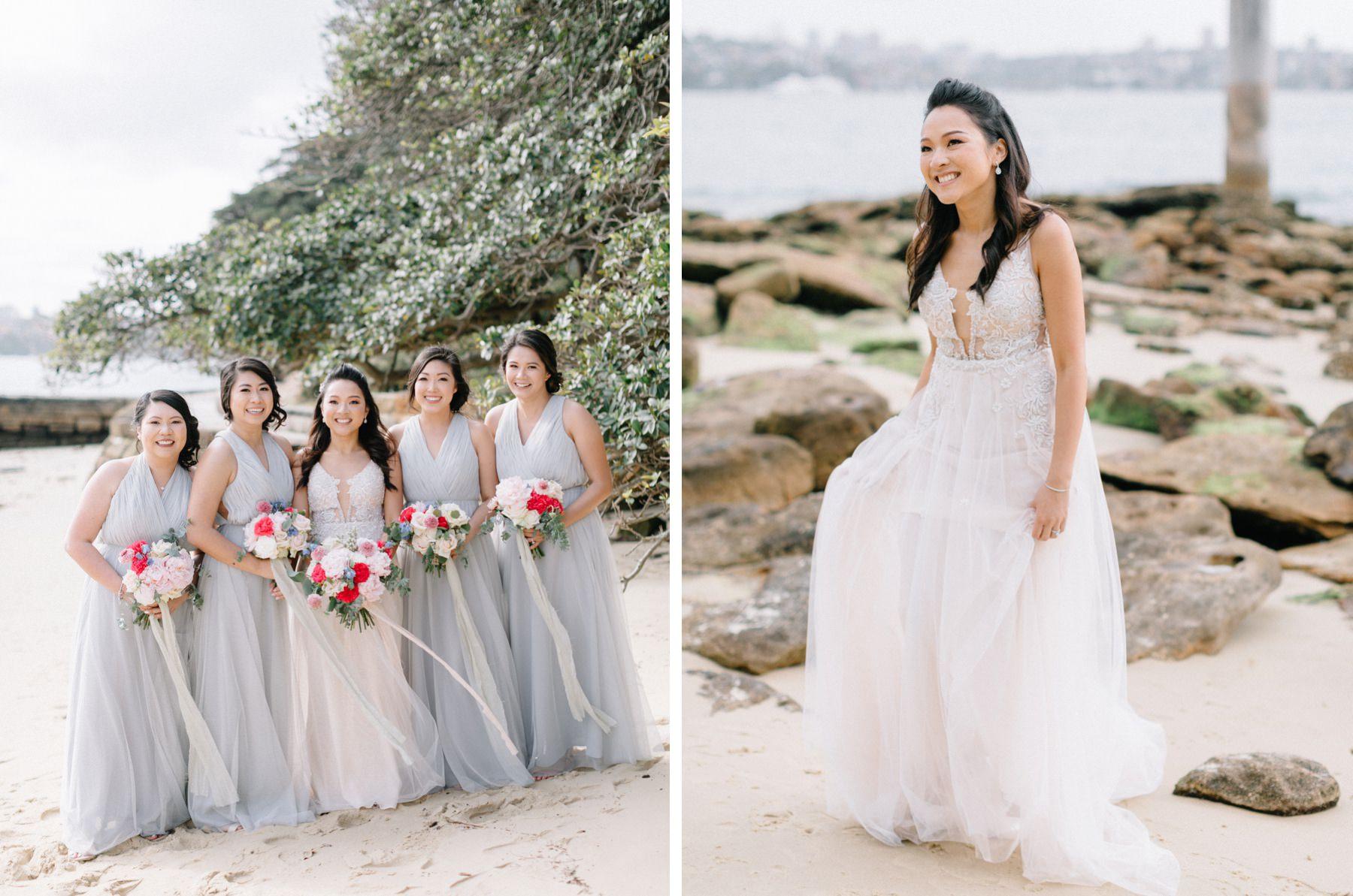 sydney wedding makeup by sophie lau