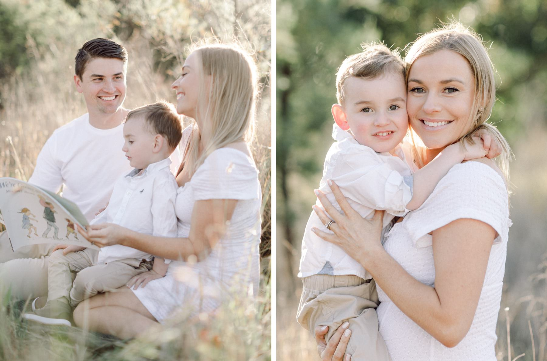 sydney family portrait
